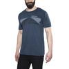 Bikester Logo Shirt T-Skjorte Blå